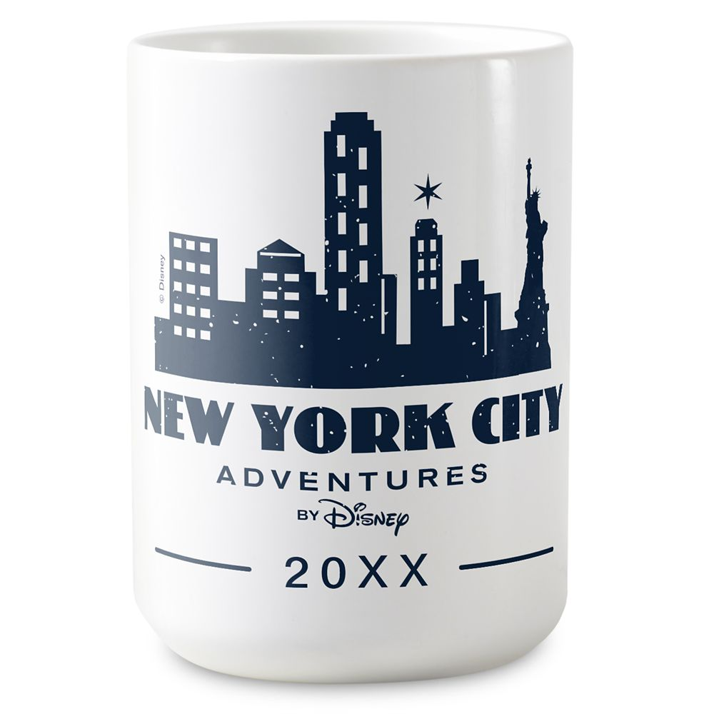 Adventures by Disney New York City Coffee Mug  Customizable