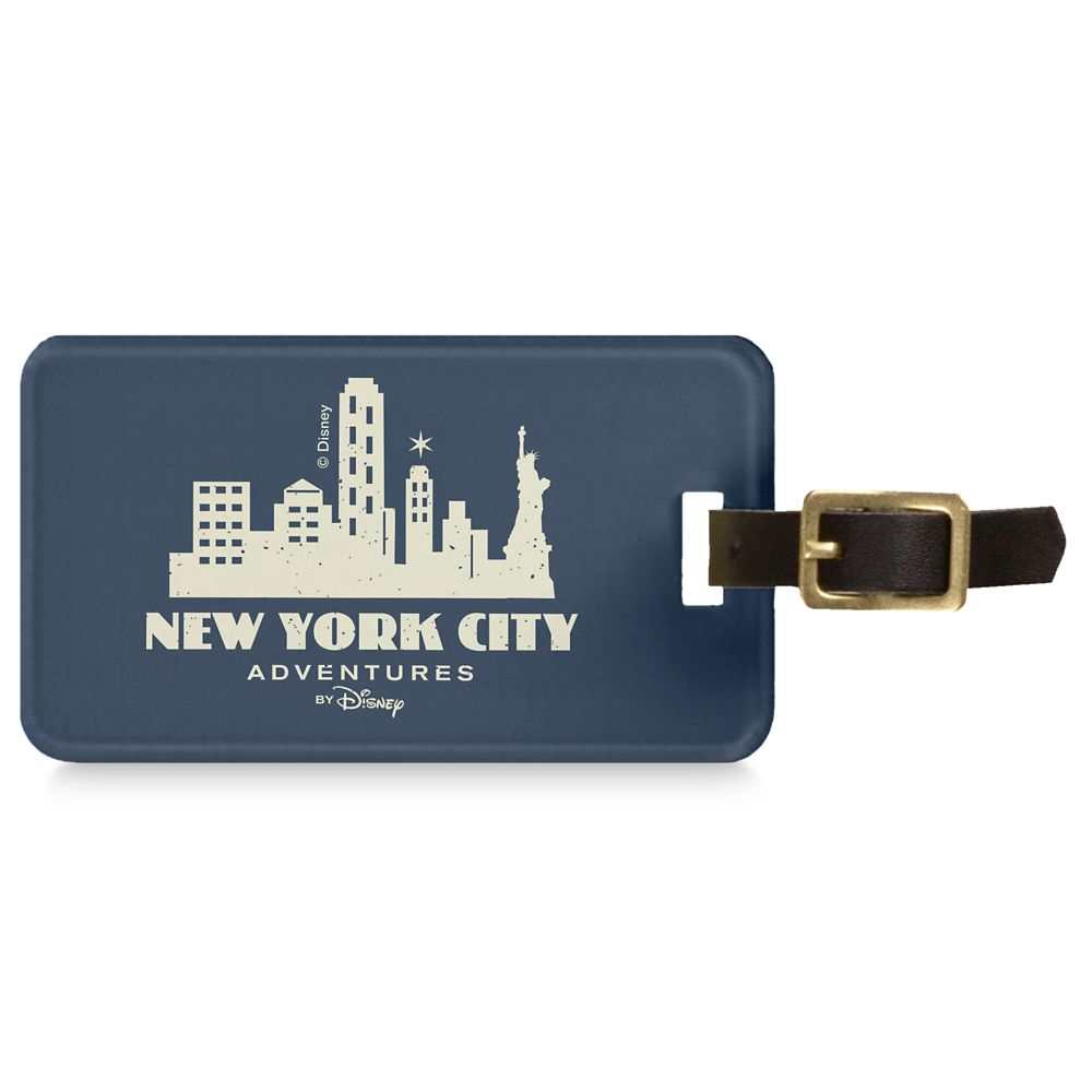 Adventures by Disney New York City Luggage Tag  Customizable