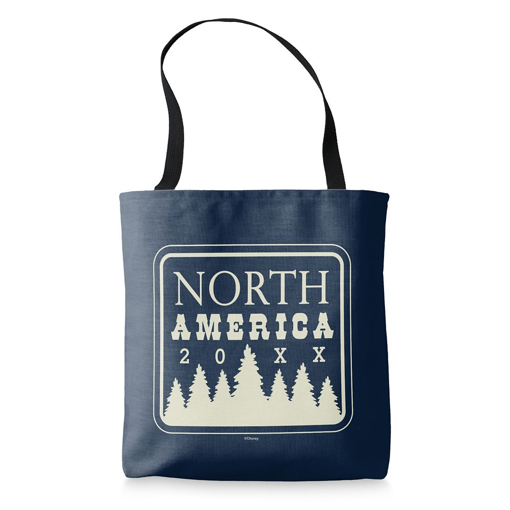 shopdisney.com - Adventures by Disney North America Family Adventure Tote Bag  Customizable 19.95 USD