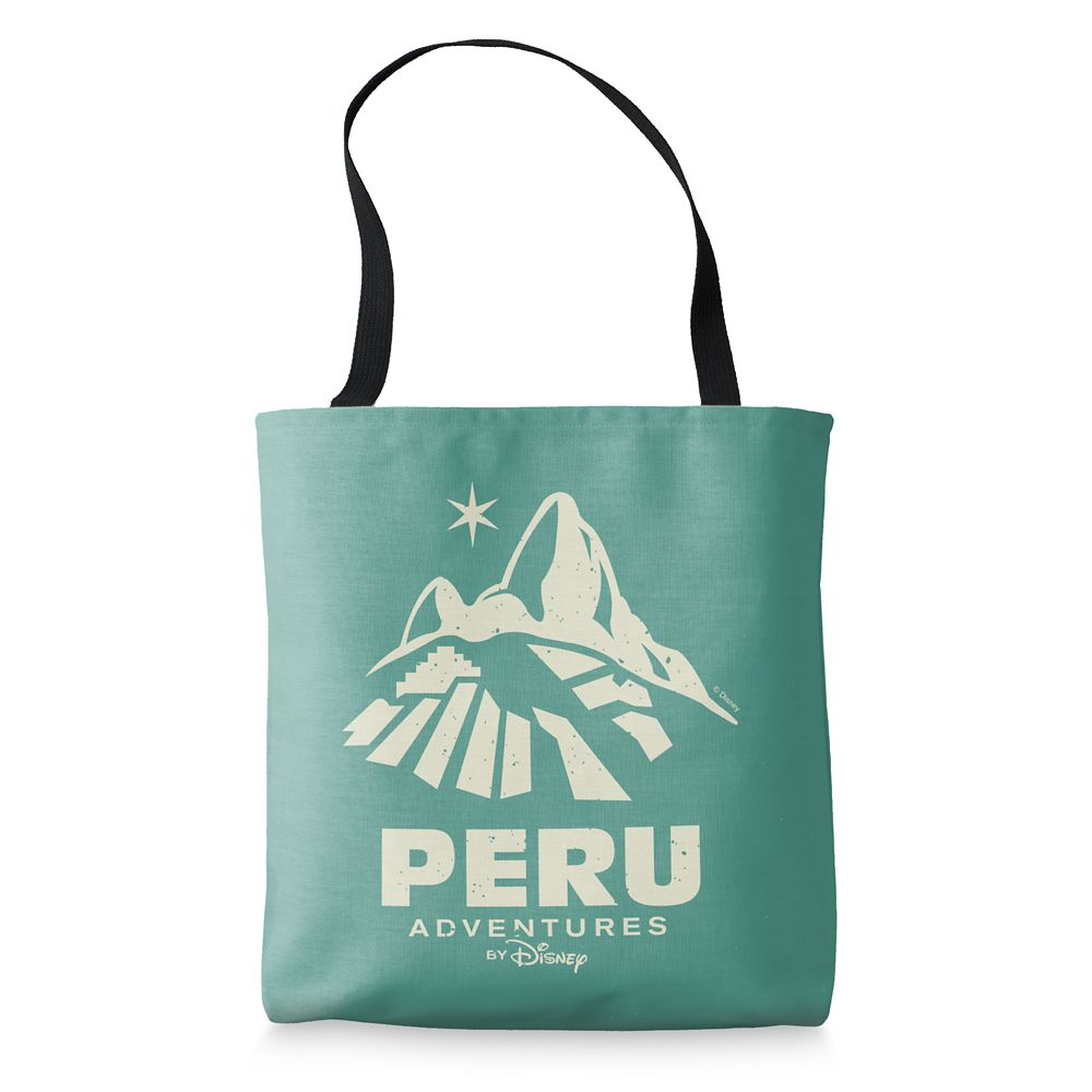 Adventures by Disney Peru Tote Bag  Customizable