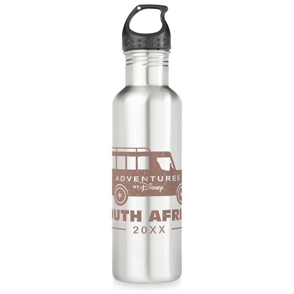 Adventures by Disney South Africa Stainless Steel Water Bottle – Customizable