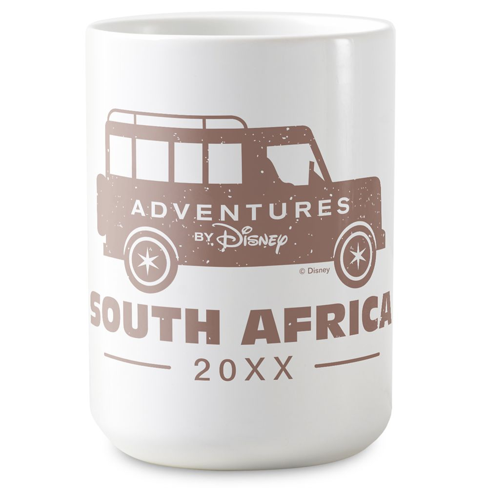 Adventures by Disney South Africa Coffee Mug  Customizable