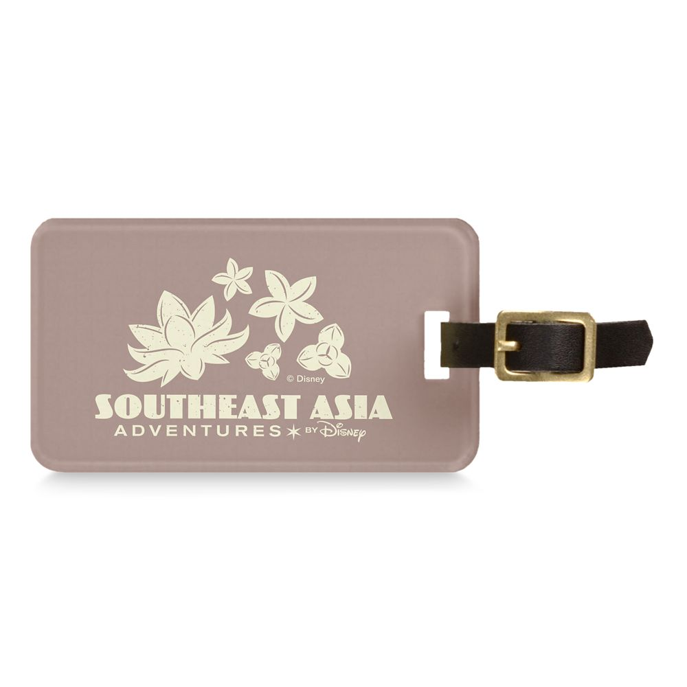 Adventures by Disney Southeast Asia Luggage Tag  Customizable