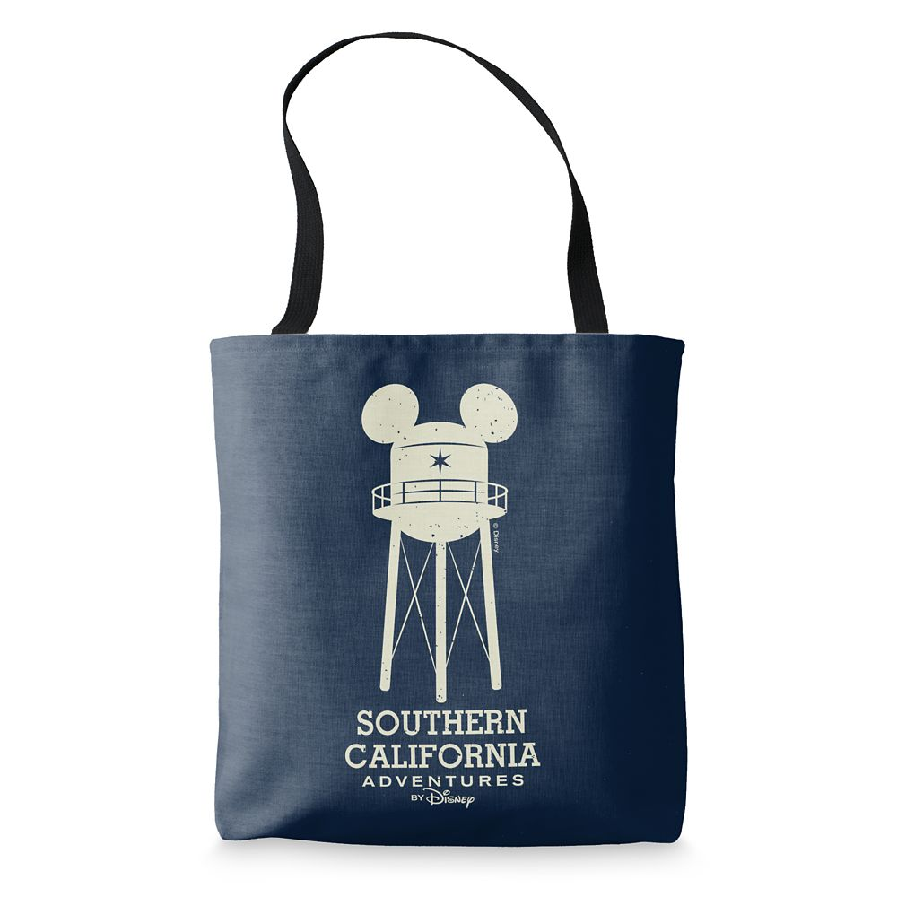 Adventures by Disney Southern California Tote Bag  Customizable