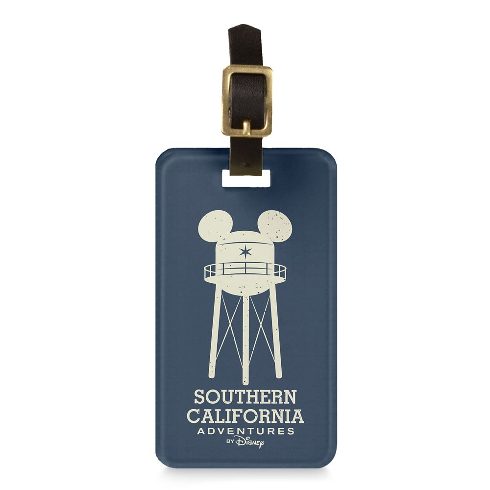 Adventures by Disney Southern California Luggage Tag  Customizable
