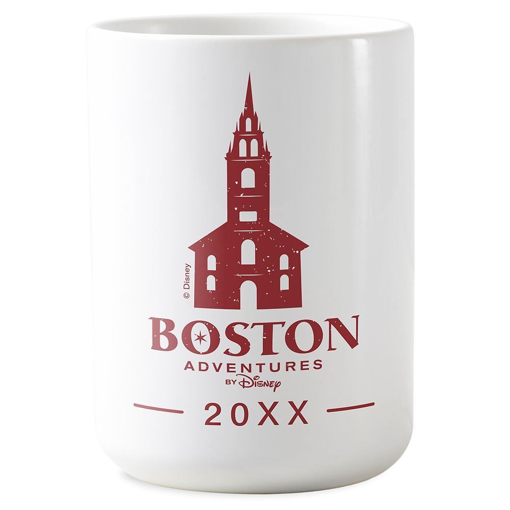 Adventures by Disney Boston Mug – Customizable