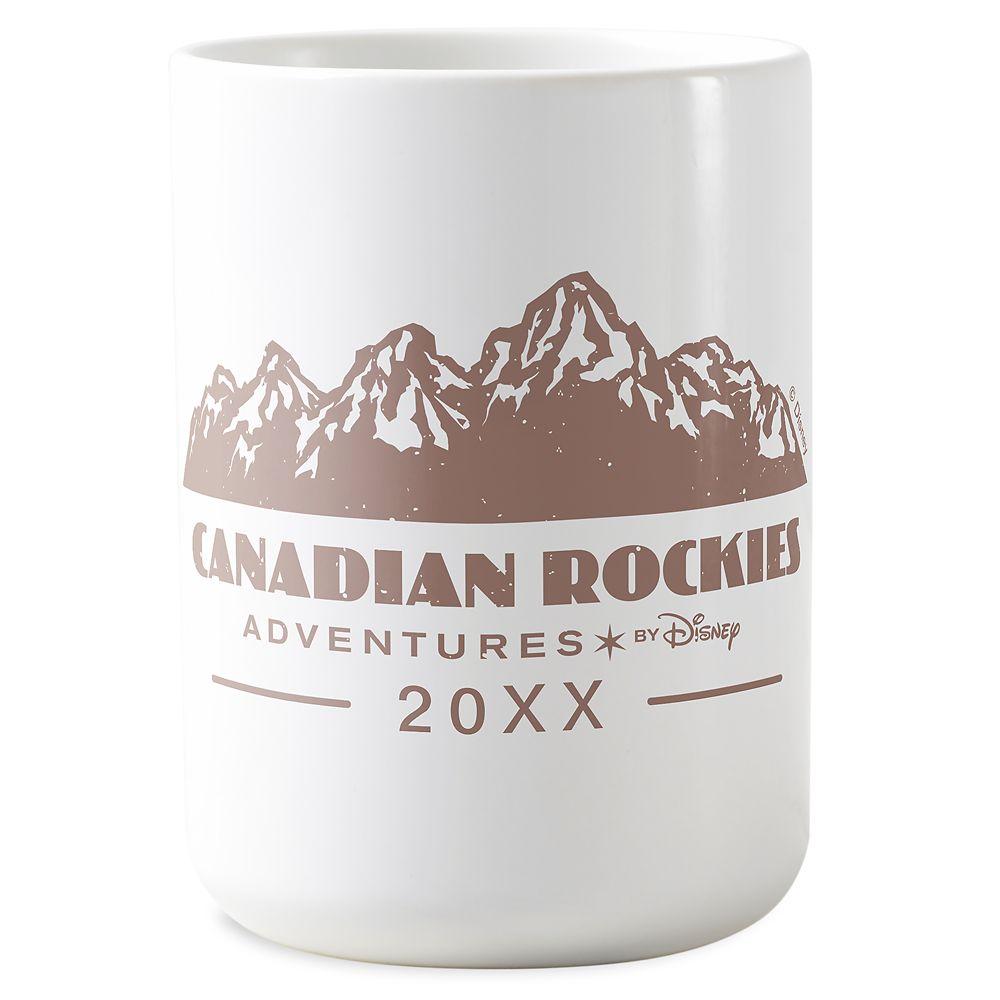 Adventures by Disney Canadian Rockies Mug – Customizable