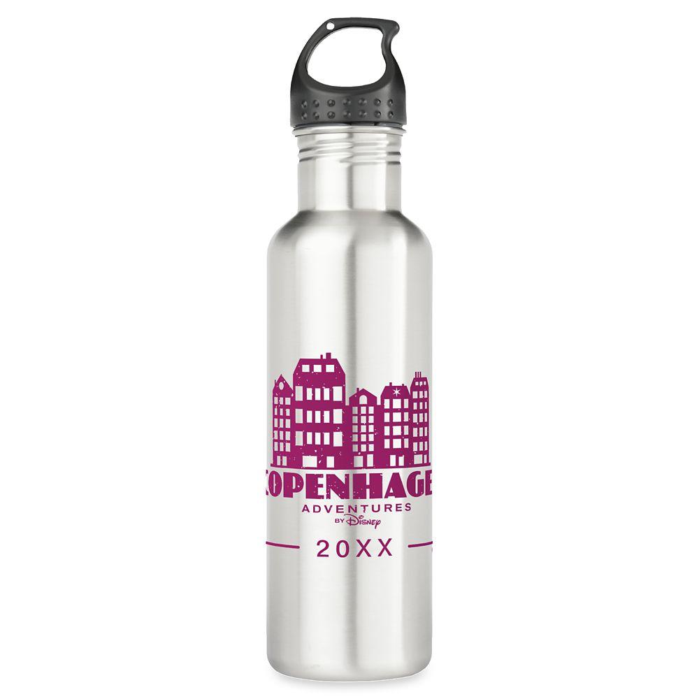 Adventures by Disney Copenhagen Water Bottle – Customizable
