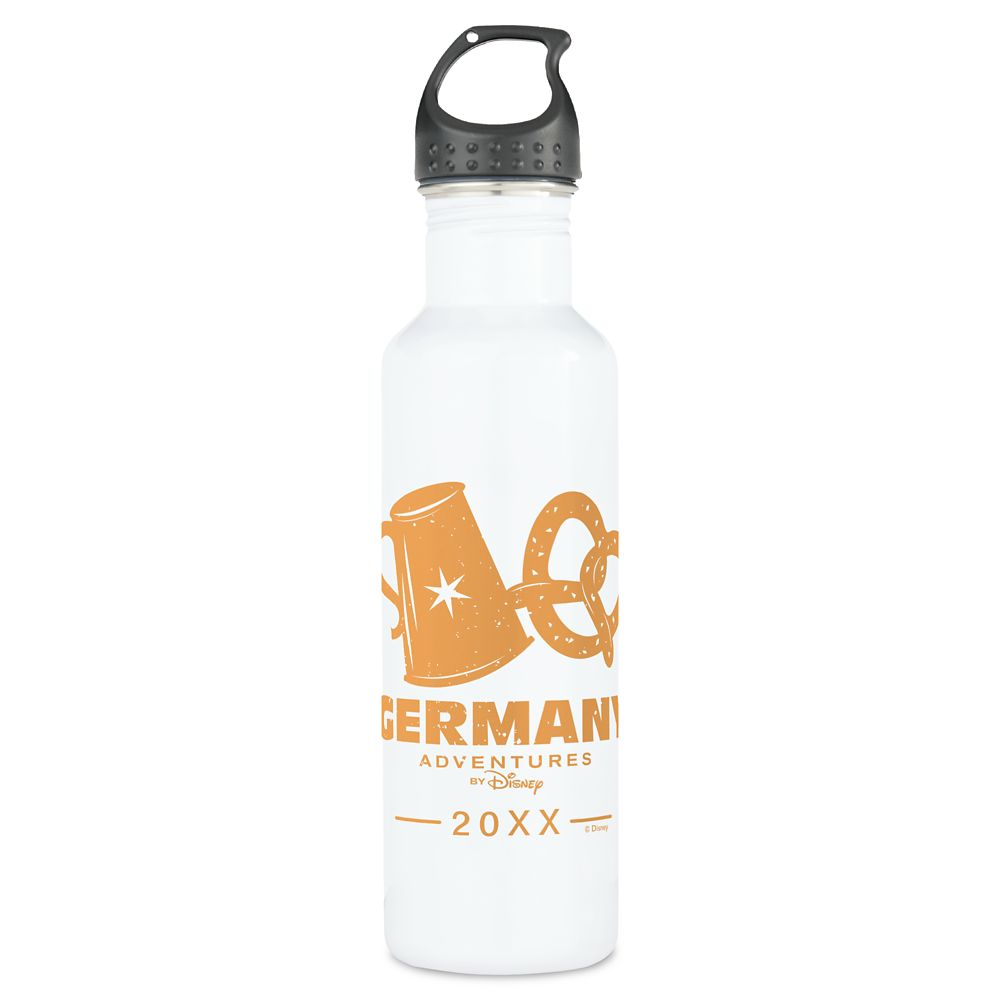Adventures by Disney Germany Water Bottle – Customizable