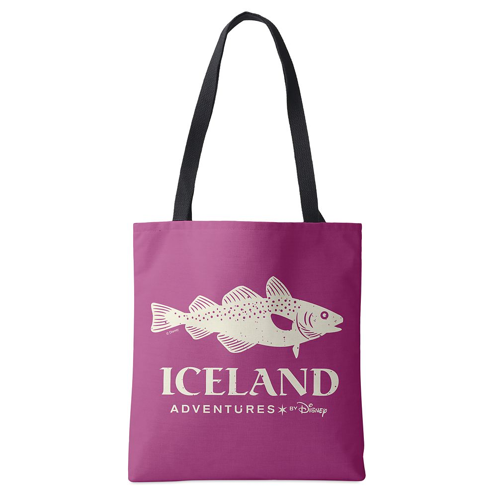 Adventures by Disney Iceland Tote – Customizable