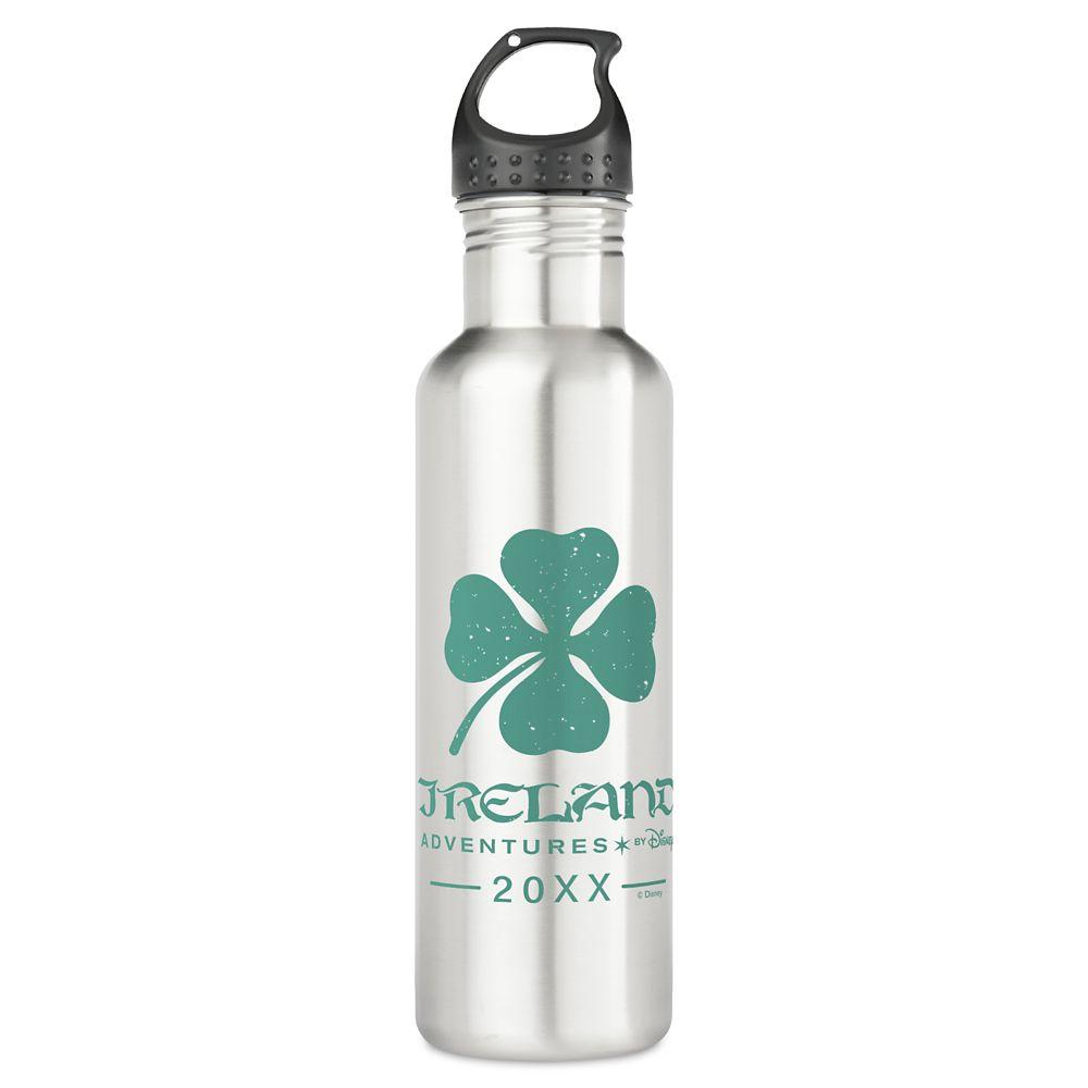 Adventures by Disney Ireland Water Bottle – Customizable