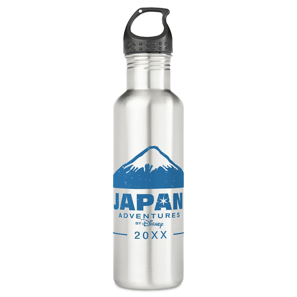 shopdisney.com - Adventures by Disney Japan Water Bottle  Customizable 24.95 USD