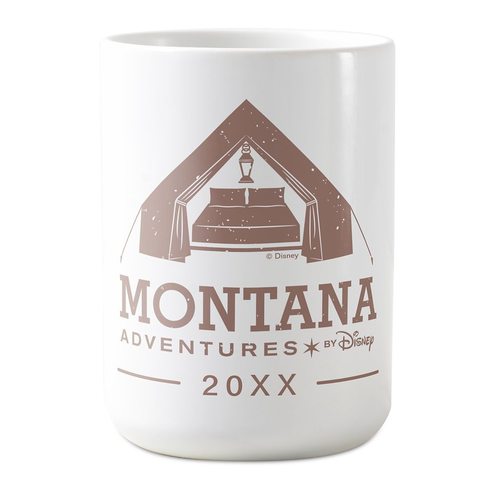 shopdisney.com - Adventures by Disney Montana Mug  Customizable 16.95 USD