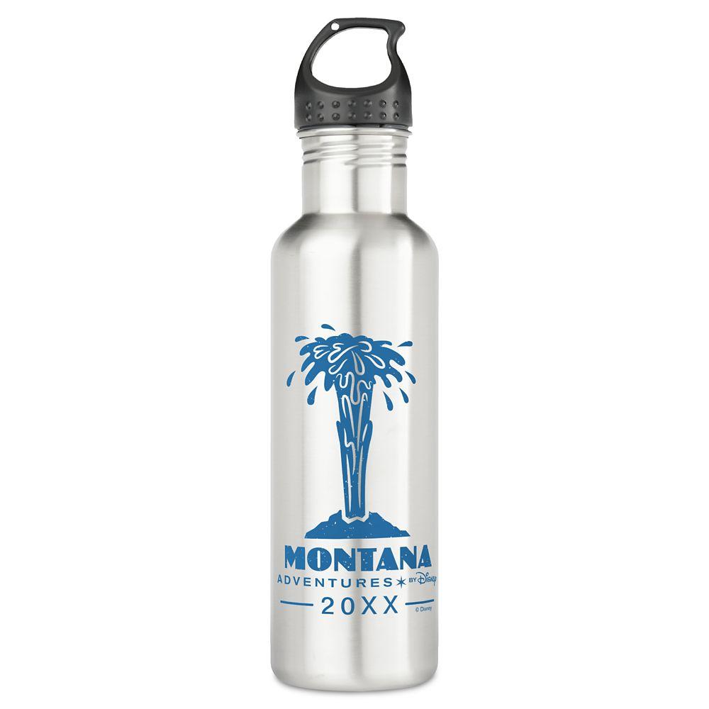 Adventures by Disney Montana & Old Faithful Water Bottle – Customizable
