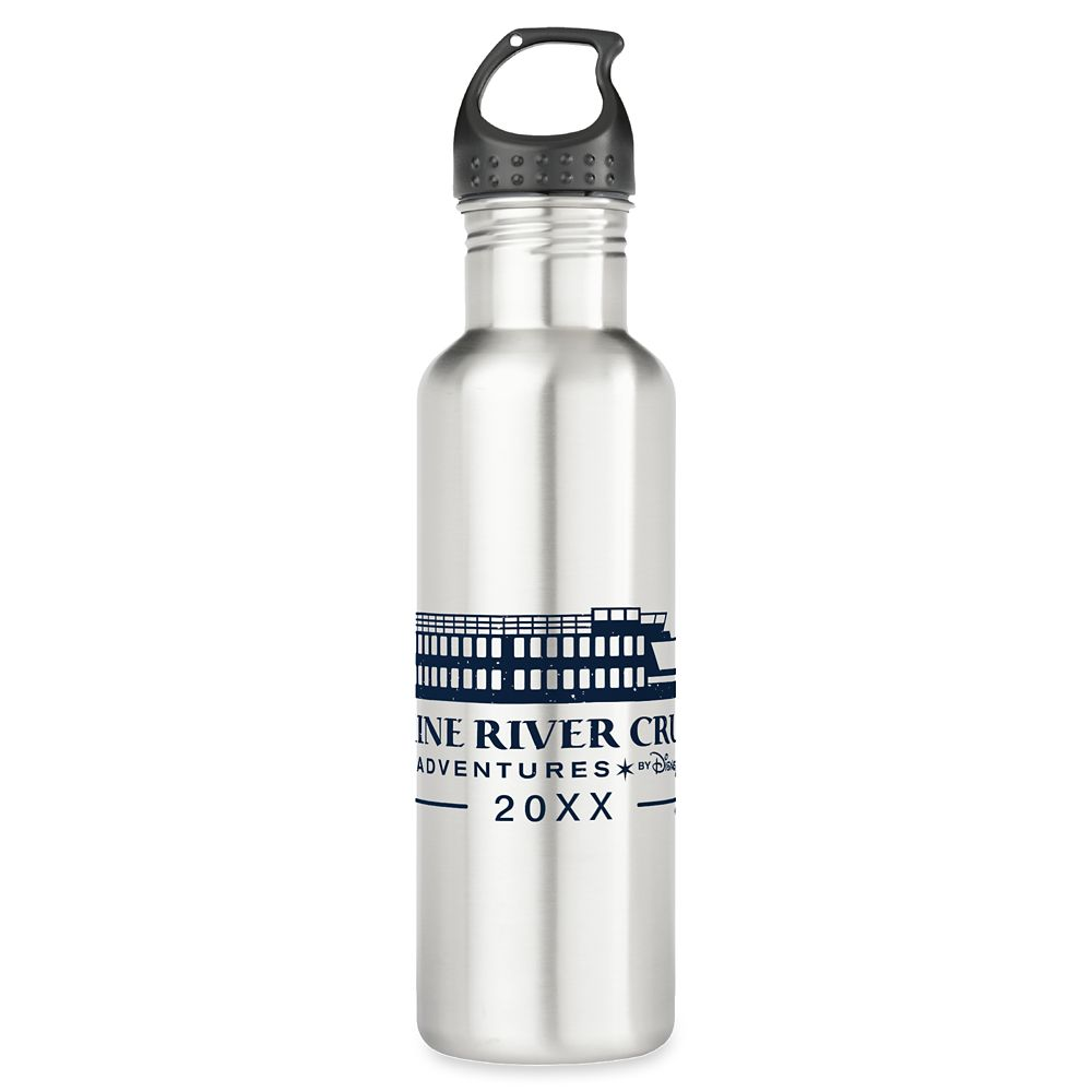 shopdisney.com - Adventures by Disney Rhine River Cruise Water Bottle  Customizable 24.95 USD