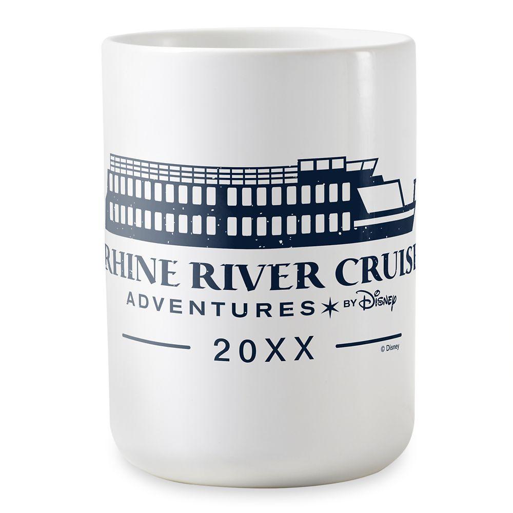 shopdisney.com - Adventures by Disney Rhine River Cruise Mug  Customizable 16.95 USD