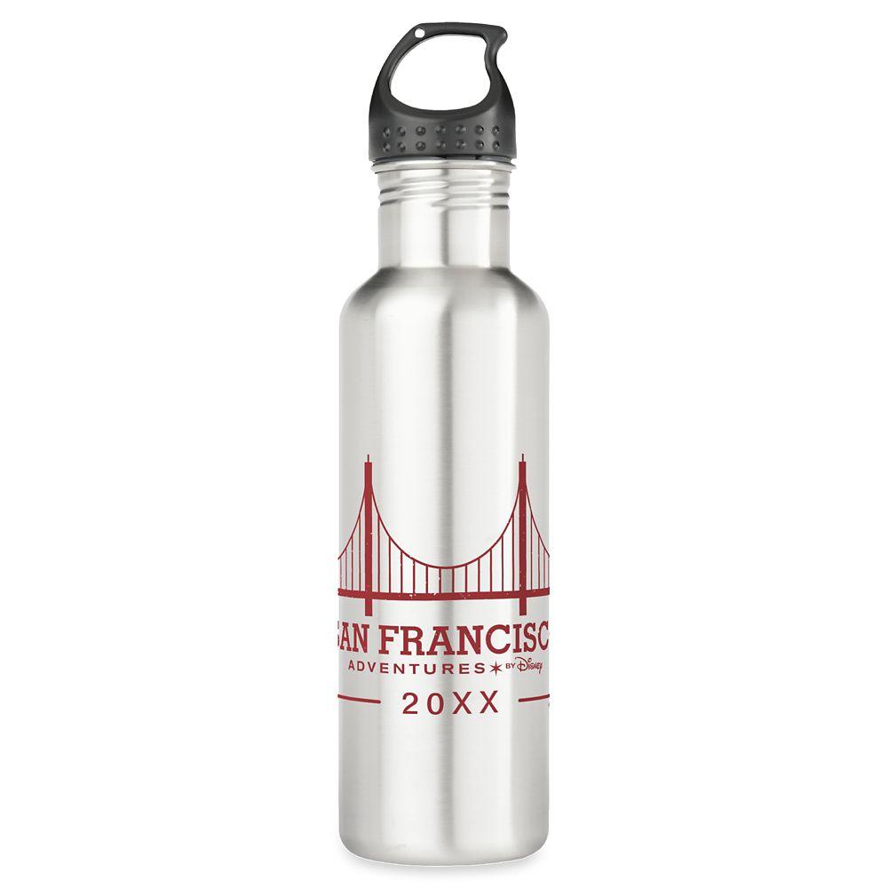 Adventures by Disney San Francisco Water Bottle – Customizable