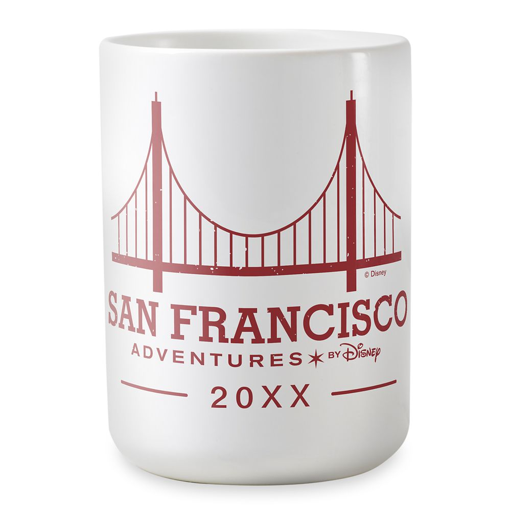Adventures by Disney San Francisco Mug – Customizable