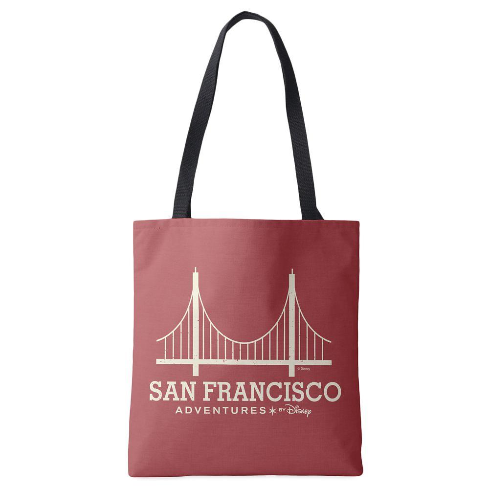 Adventures by Disney San Francisco Tote – Customizable