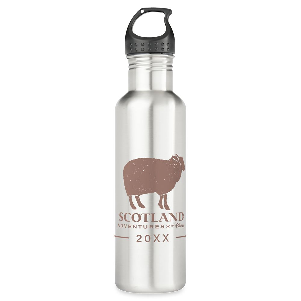 Adventures by Disney Scotland Water Bottle – Customizable