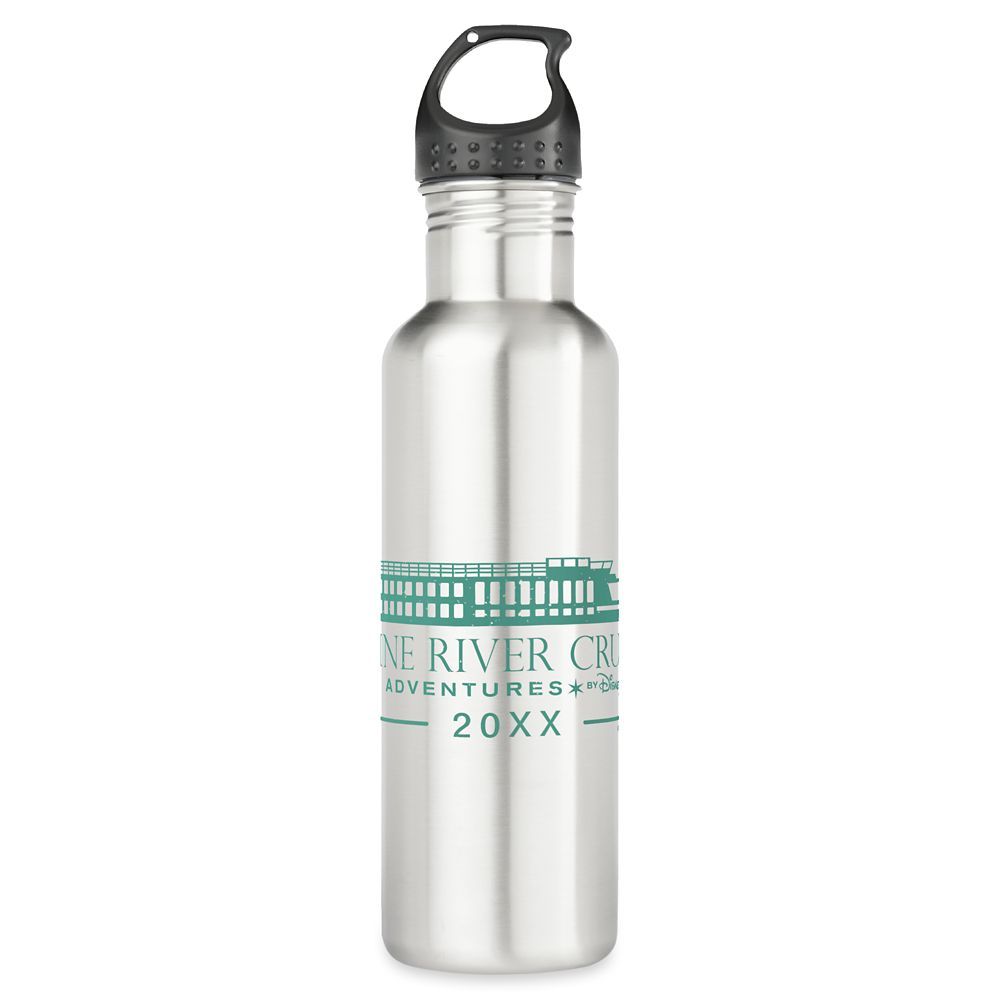 shopdisney.com - Adventures by Disney Seine River Cruise Water Bottle  Customizable 24.95 USD