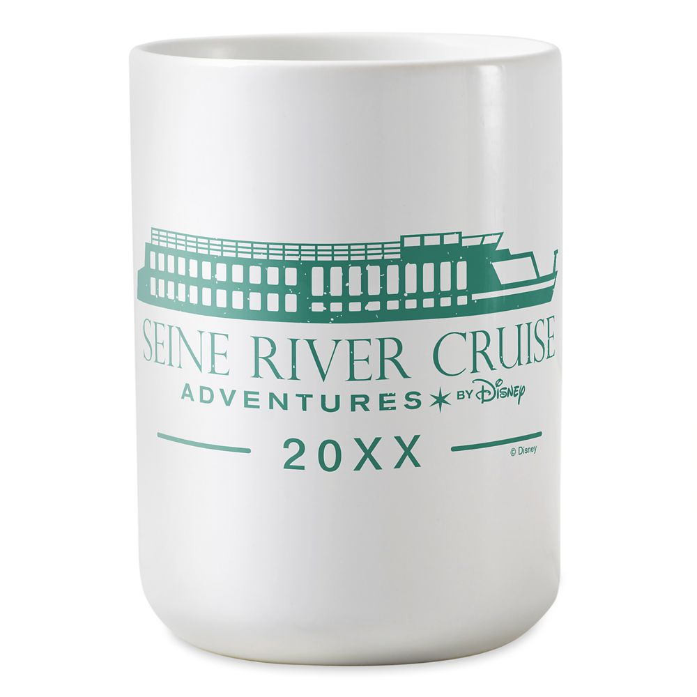 Adventures by Disney Seine River Cruise Mug  Customizable