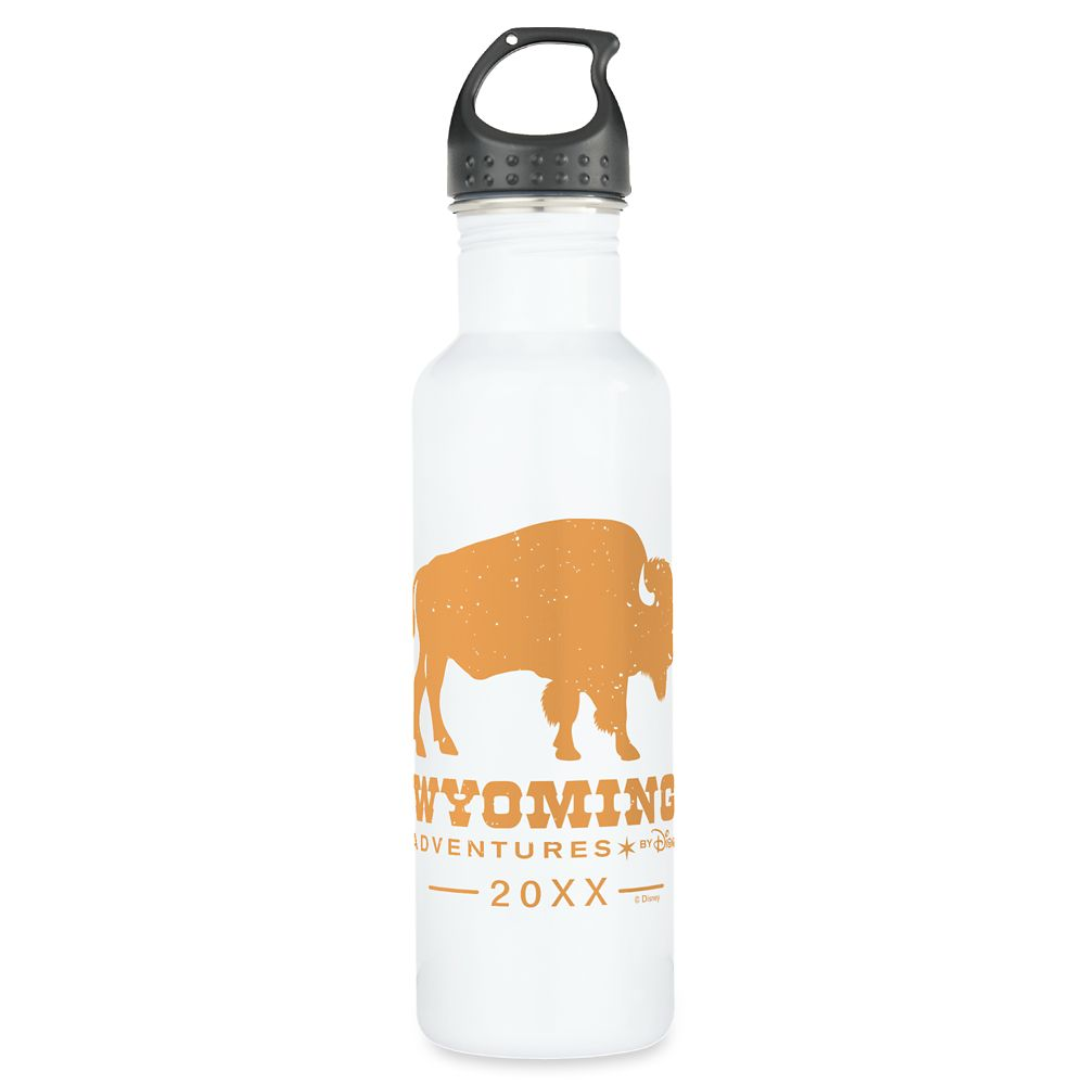 shopdisney.com - Adventures by Disney Wyoming Water Bottle  Customizable 24.95 USD