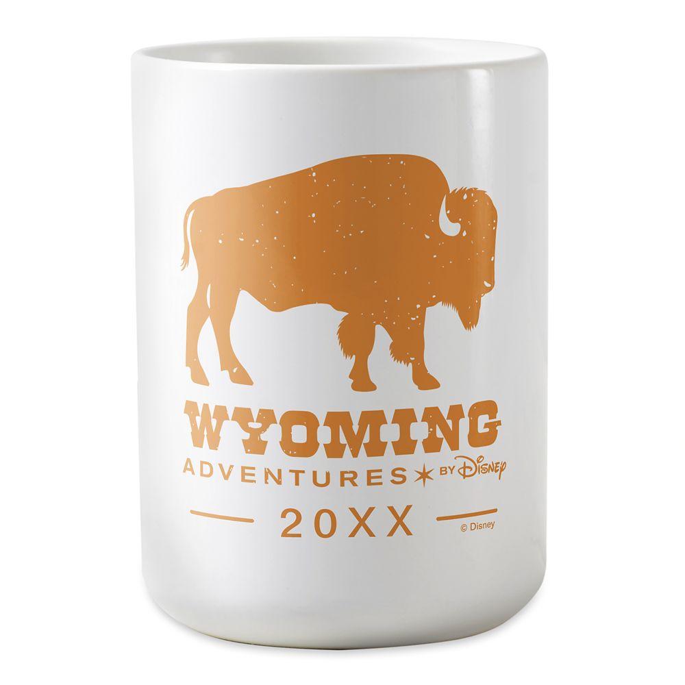 Adventures by Disney Wyoming Mug – Customizable