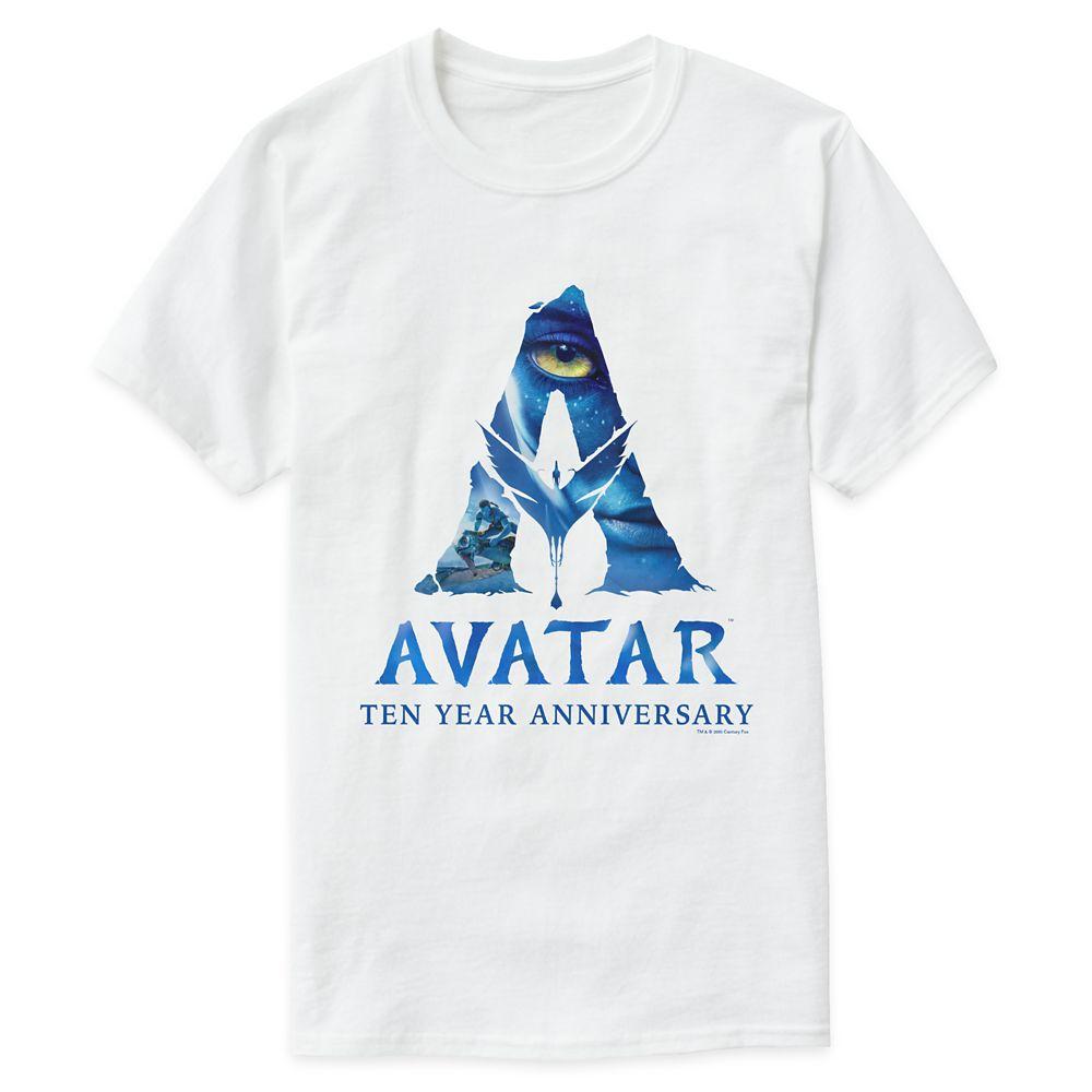 Avatar 10 Year Anniversary T-Shirt – Customizable
