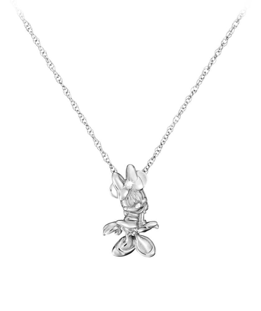 Minnie Mouse Necklace Official shopDisney