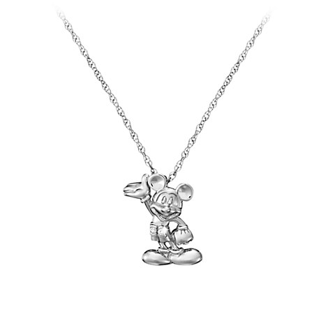 Mickey Mouse Necklace - Mickey Figure