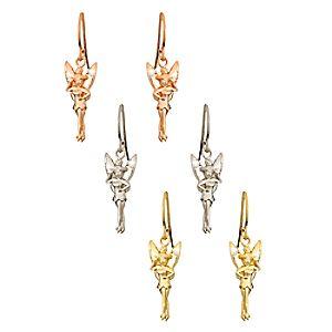 Tinker Bell Diamond Earrings - 18K