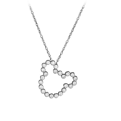 Mickey Mouse Necklace - 24 Diamond