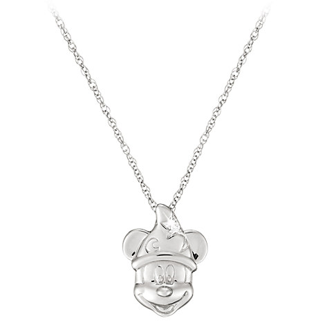 Sorcerer Mickey Mouse Necklace