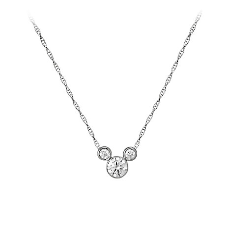 Mickey Mouse Necklace - Small