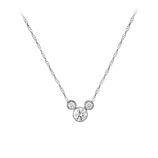 Mickey Mouse Necklace – Small
