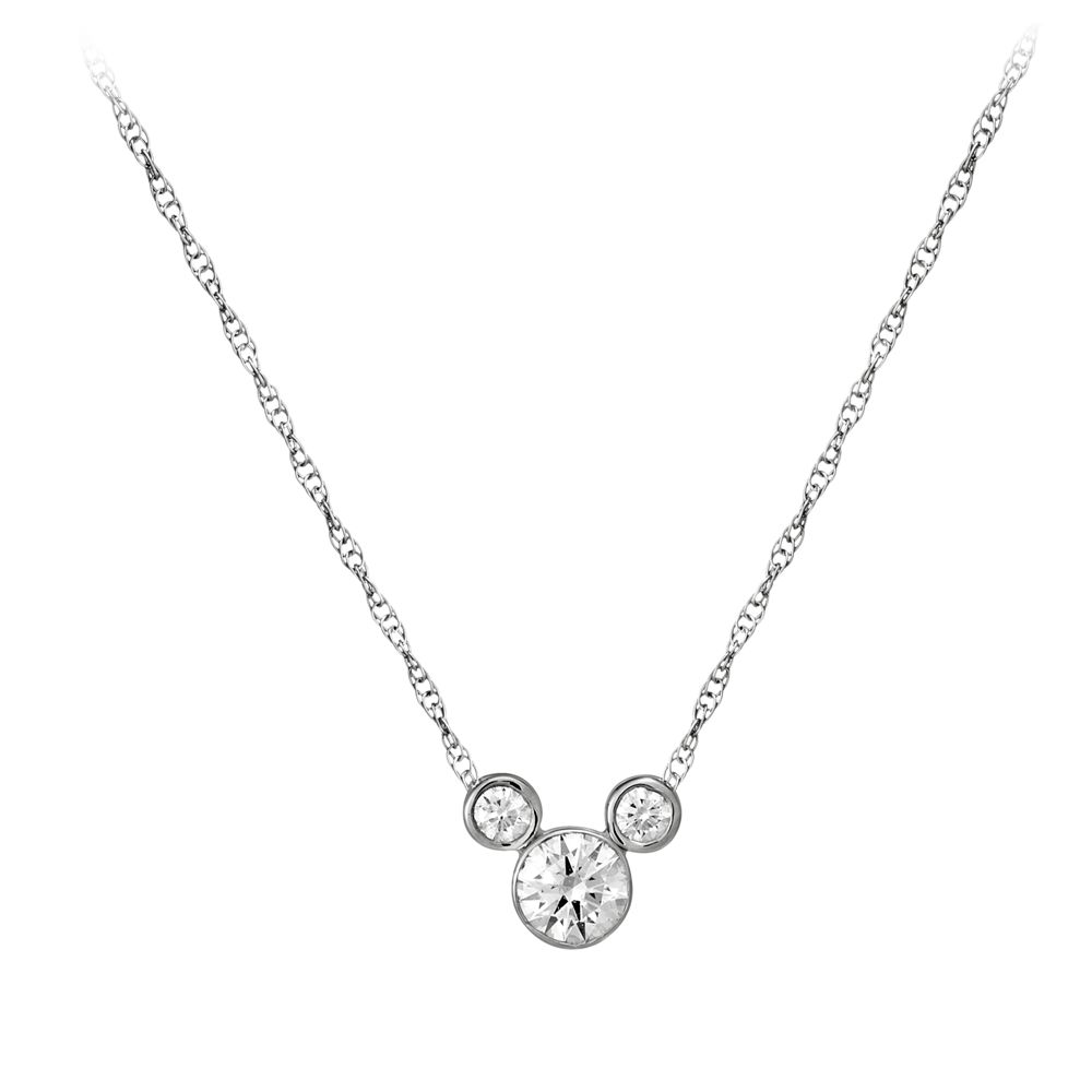Mickey Mouse Necklace  Medium Official shopDisney