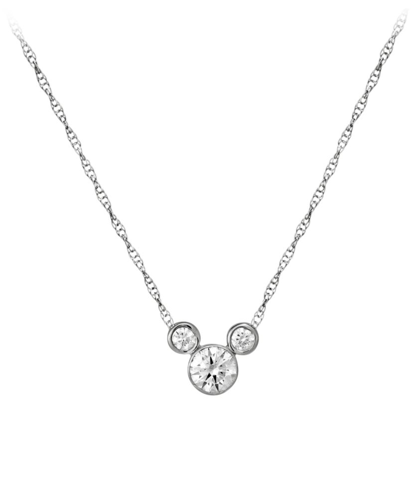 Mickey Mouse Necklace – Large