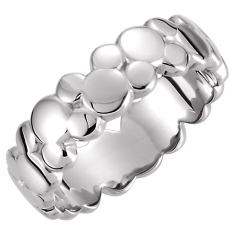 Mickey Mouse Icon Ring