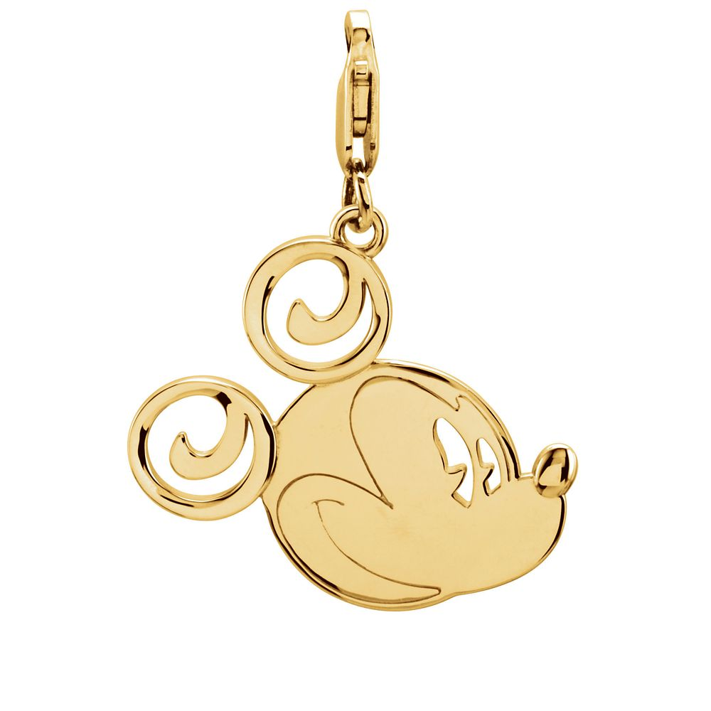 shopdisney.com - Mickey Mouse Charm Official shopDisney 95.00 USD