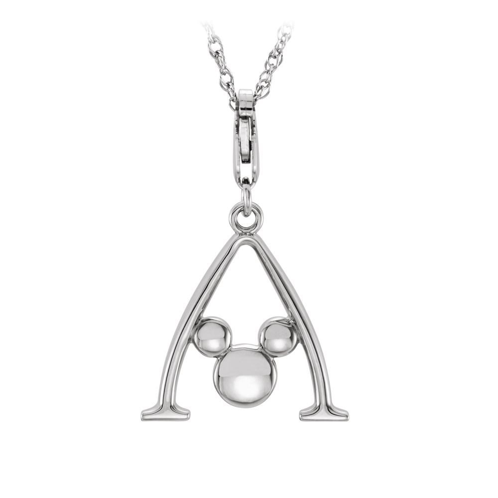 shopdisney.com - Mickey Mouse Gold Charm  Aulani, A Disney Resort & Spa 365.00 USD