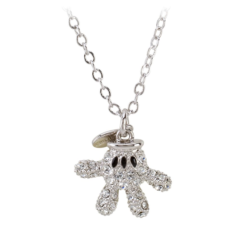 Mickey Mouse Necklace by Arribas – Mickey Glove