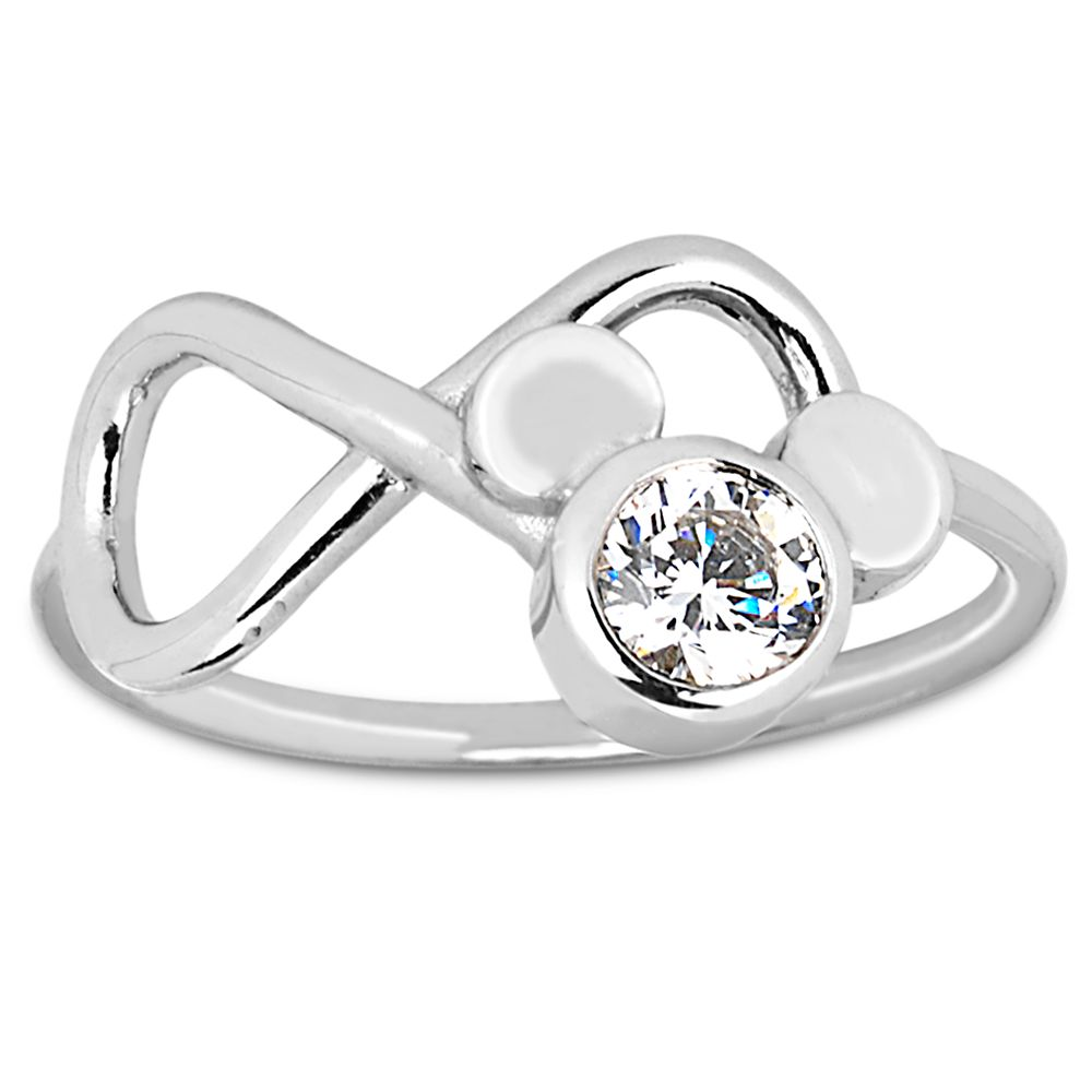 Mickey Mouse Infinity Loop Ring by Arribas Brothers Official shopDisney