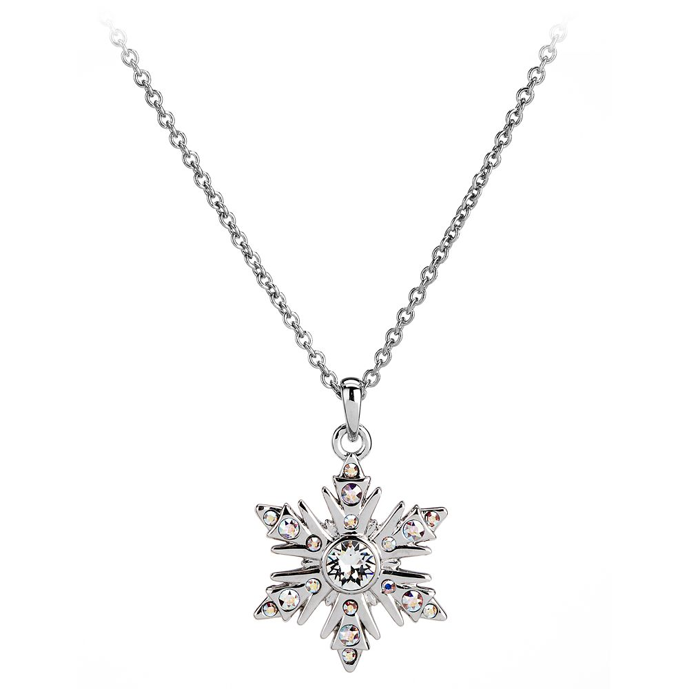 Frozen Snowflake Necklace by Arribas Official shopDisney