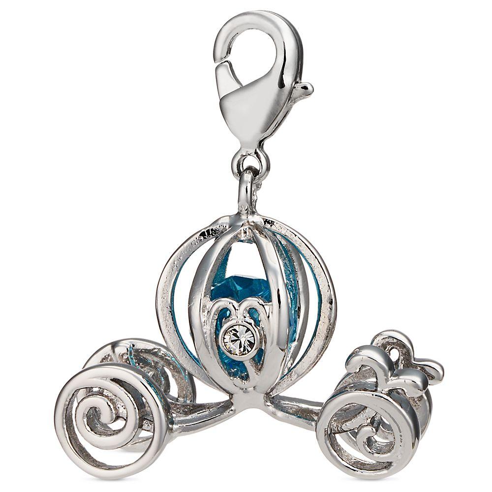Cinderella Coach Charm by Arribas