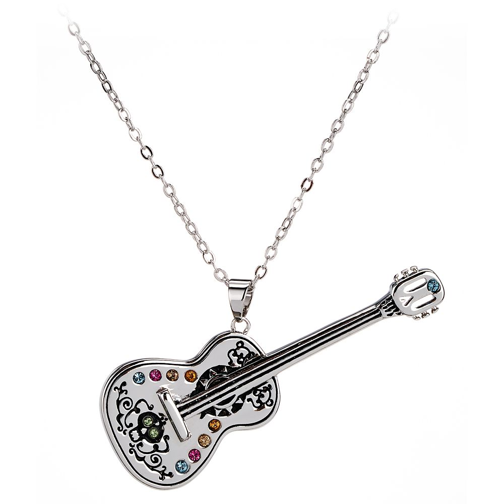 Coco Guitar Necklace by Arribas Official shopDisney