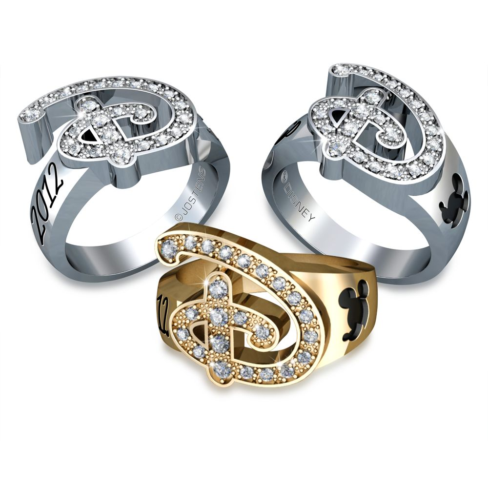Disney Ring for Women by Jostens  Personalizable