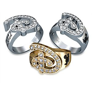 Disney Diamond Ring for Women by Jostens – Personalizable