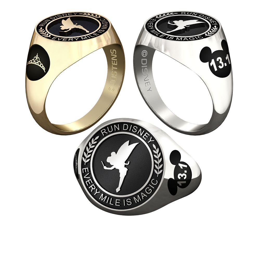 Tinker Bell runDisney Ring for Women by Jostens – Personalizable