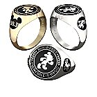 Mickey Mouse RunDisney Ring for Women by Jostens - Personalizable